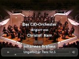 Das CJD Orchester in der Philharmonie - MMAP Multi Media Art Promotion